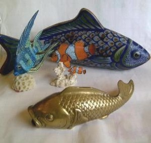 fish decorations